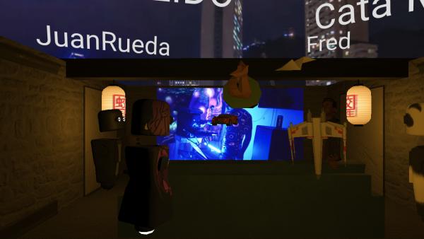 LooHub: Objetos en el VIP Room